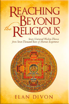 Reaching Beyond the Religious by Elan Divon